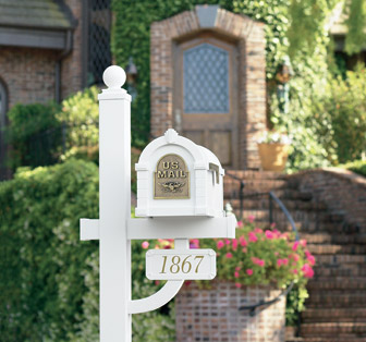 More Than A Maibox -- Keystone Mailboxes